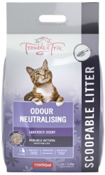 Trouble and Trix Litter - Clumping Lavendar