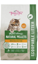 Trouble and Trix Litter - Natural