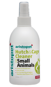 Hutch and Cage Cleaner Spray