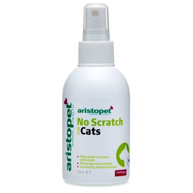No Scratch Spray for Cats