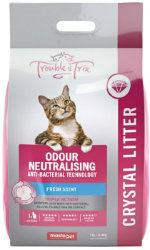 Trouble and Trix Litter - Crystal Fresh Scent