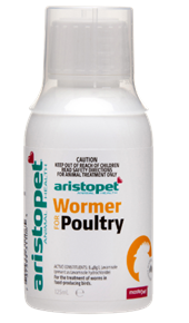 Wormer for Poultry