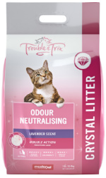 Trouble and Trix Litter - Crystal Lavendar