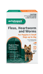 Aristopet Spot-On For Dogs and Puppies