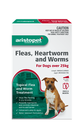 Aristopet Spot-On For Dogs over 25kg